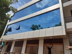 Acp And Glazing Glass Work