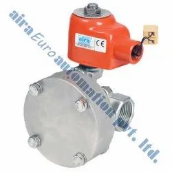 Piston High Pressure Solenoid Valve