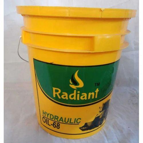Hydraulic Oil - Oil-68 Anti Wear Hydraulic Oil Manufacturer