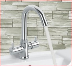 Stainless Steel Bath Tap