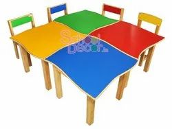 Play School Furniture SQ-011