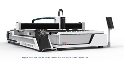 Bodor Dual Use Fiber Metal Laser Cutting Machines With Tube Cutting Option - Ft Series