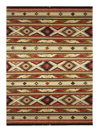 Handmade Wool Kilim Rug