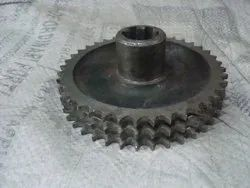 Hadamba Wheat Thresher Dupper Back Gear Box