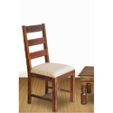 Chair In Maple Finish By Furniselan