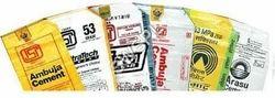 HDPE Woven Sacks Inks