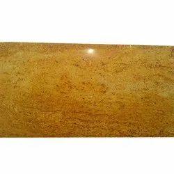 Golden Slab Shiva Gold Granite