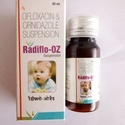 Ofloxacin Ornidazole Suspension Syrup