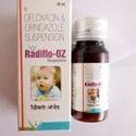 Ofloxacin Ornidazole Suspension Syrup