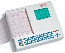 Cardiovit AT-2 Plus ECG and Spirometer System