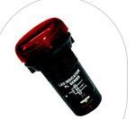 Super Bright Red Pilot LED Light