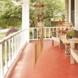 Musical Brass Wind Chimes