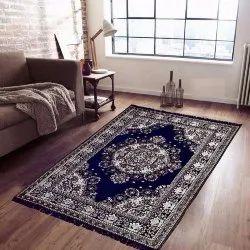 Evight Rectangular Cotton Floor Carpets, Size: 54 X 66 Inch