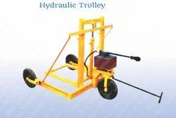 Heavy Hydraulic Trolley (Channel & Patti)