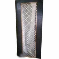 Wood Single Door Wooden Safety Doors, For Home