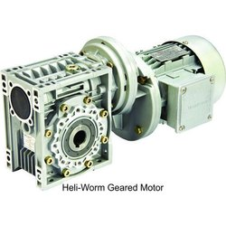 Heli-Worm Geared Motor