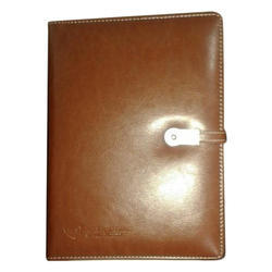 Corporate Diary with Power Bank and Pen Drive