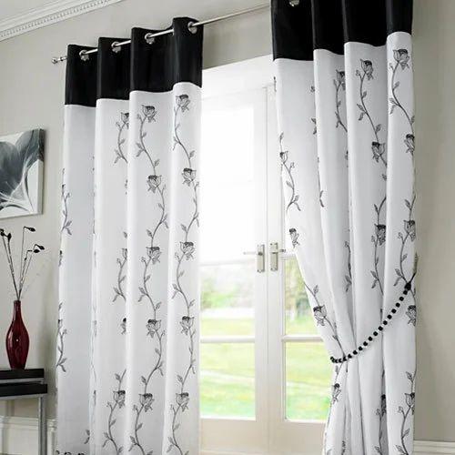 designer window curtains, khidki ke parde - vaishnavi handloom