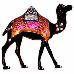 Meena Camel Sculpture