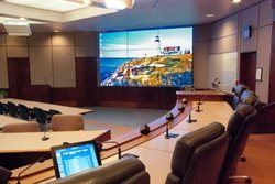 Conference Room Audio Visual System