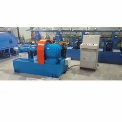 SS/MS Decorative Pipe Embossing Machine