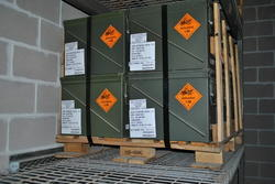 Dangerous Goods Shipments Services