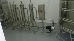 Mitsun Automatic Reverse Osmosis Equipment