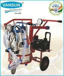 Fixed Type Milking Machine