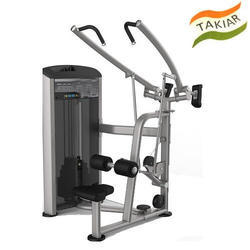 Hi  Lat Pull Down Machine