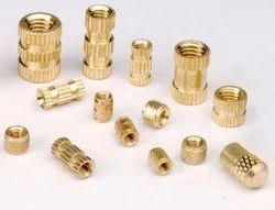 CZ121 Brass Inserts