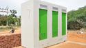 Multiple Modular Unit Precast Toilet