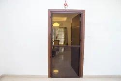 Aluminum Mosquito Net Door
