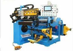 NANDI 3Phase Foil Winding Machine