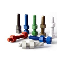 ASTM A193 B7 PTFE Coated Fasteners
