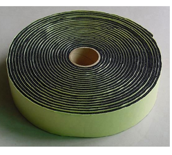 Sigma Black Butyl Rubber Tapes, for Sealing