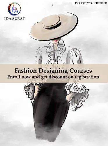 Manufacturer Of Makeup Course Fashion Designing Diploma By Ida Surat Surat