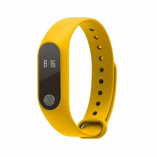M2 Fitness Tracker Smart Bracelet Wristband 0 42 Inch Oled Screen Ip67  Waterproof Support Heart Rate