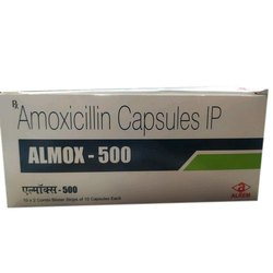 Amoxicilin Capsule IP 500
