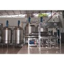 Ghee Processing Plant