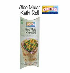 Ashoka Aloo Matar Kathi Roll
