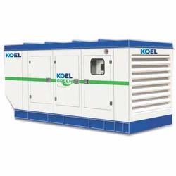 200 KVA Koel Green Diesel Generator, 160 Kw