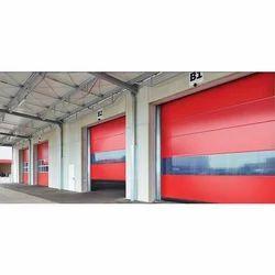 High-Speed Industrial Door