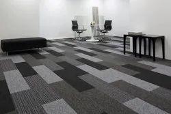 Multicolor Designer Carpet Flooring