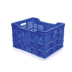 HDPE Vegetables Crates