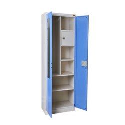 Multipurpose Steel Wardrobe