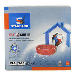 Standard Heat Shield PVC Insulated Cable