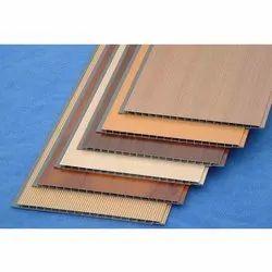 PVC Wall Panel, Shape: Rectangle