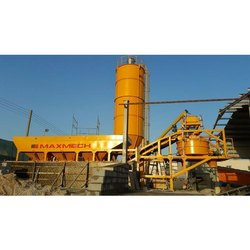 Compact Concrete Batching / Mixing Plant