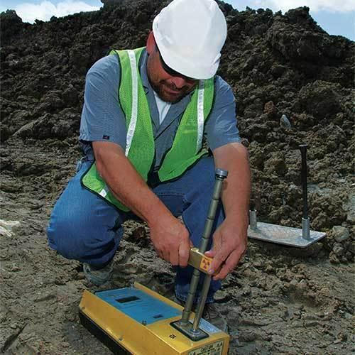 Road Material Testing Services
