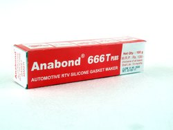 Anabond 666T Plus Automotive RTV Silicone Gasket Maker